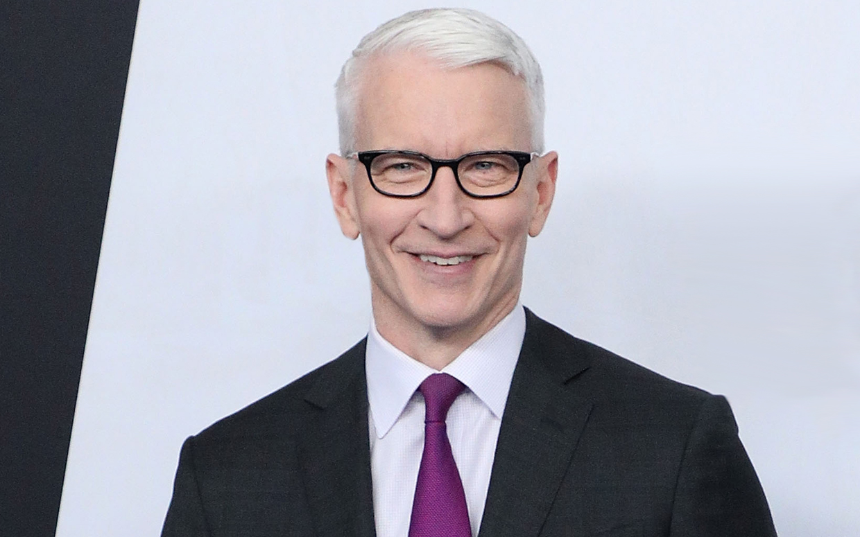 Anderson Cooper Age, Bio, Wiki, Gay, Dating, Net Worth, Father