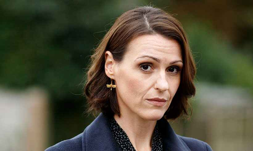 Suranne Jones Wiki, Bio, Age, Sibling, Husband, Son, Net Worth.